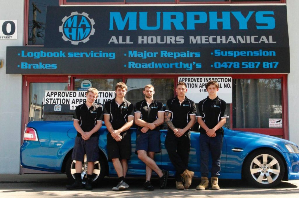 24/7 Mobile Mechanic Sumner Park | Murphy's Mechanical